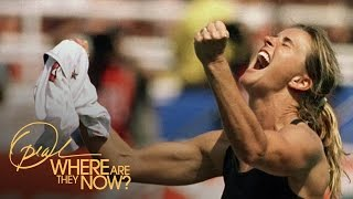 Teaser: Why Soccer Star Brandi Chastain Never Sold Her Iconic Sports Bra | Where Are They Now | OWN
