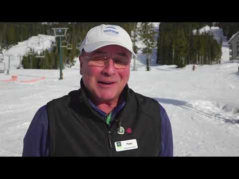 Profile of Peter Gibson, Mt. Washington Alpine Resort