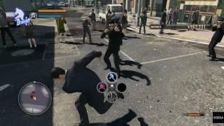 YAKUZA 0 First Freeroam Gameplay #PS4SHARE
