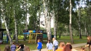 Лагерь Кислород - сезон паркура