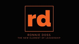 Making the INVESTMENT www.RonnieDoss.net/marketplace