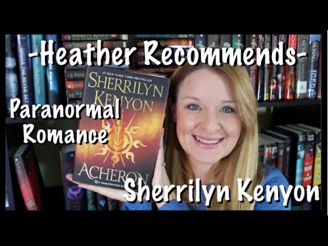 Heather Recommends Paranormal Romance | Sherrilyn Kenyon