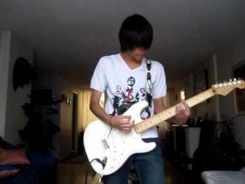 The Mills - Lobo Hombre en París (Guitar Cover) 2.0