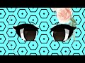 Gacha girl with black eyes //mini Movie//
