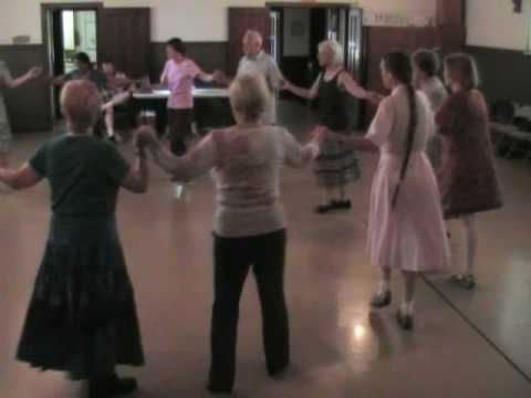 International Folk Dance in Toronto - New Year (2009) Celebration