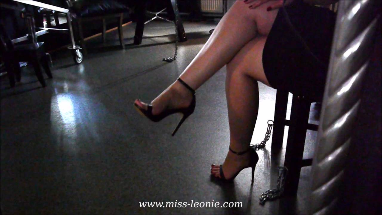 Bbw High Heels Stocking