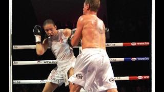 Germaine de Randamie Knocks Out a Man
