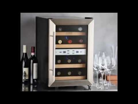 Caso Wine Cellar - YouTube