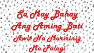 Maligayang Pasko (Lyrics) - Breezy Boys And Breezy Girls