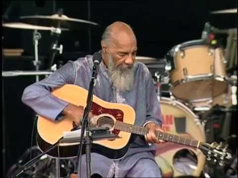 Richie Havens - Maggie's Farm / Won't Get Fooled Again - 8/2/2008 - Newport Folk Festival (Official)