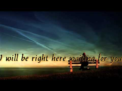 Клип Richard Marx - Right Here Waiting - Acoustic