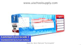 The Complete Common Core State Standards Kit Grade 7 by Carson-Dellosa CD-158055