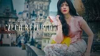 Making MEGA in Czech Republic with Kisses Delavin
