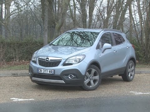 2015 opel mokka 1 4t enjoy doovi. Black Bedroom Furniture Sets. Home Design Ideas