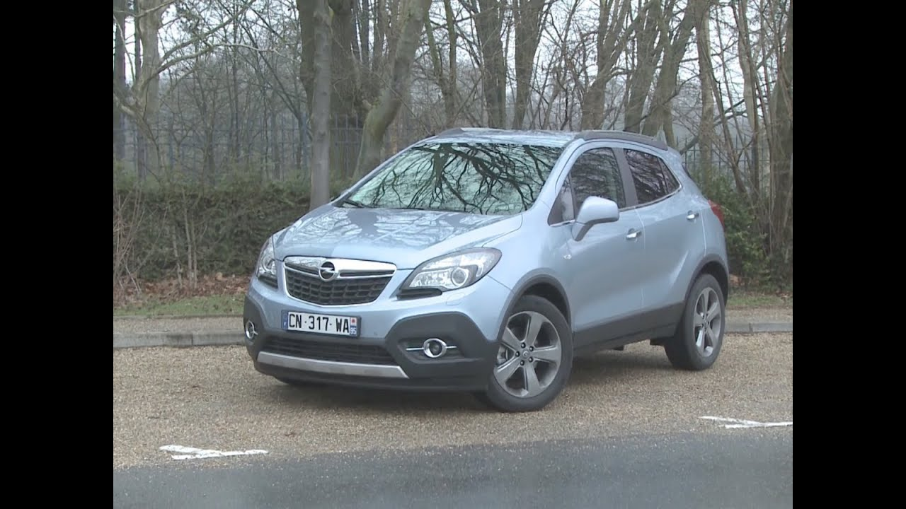 essai opel mokka 1 4 turbo 140 cosmo 2013 youtube. Black Bedroom Furniture Sets. Home Design Ideas