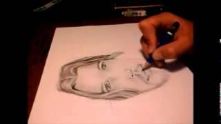 Como desenhar de Jesus- A Biblia(Diogo Morgado) | How to draw a Jesus- the Bible