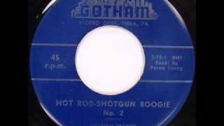 Tillman Franks - Hot Rod-Shotgun Boogie