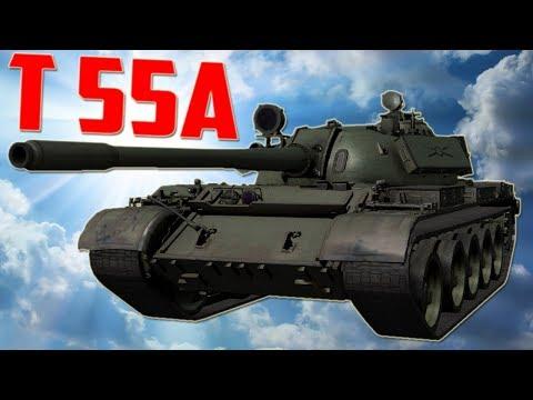 Pokaż co potrafisz #1324 ► T 55A po BUFFie jest najlepszy :)