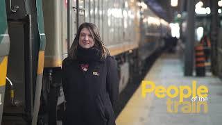 People of the Train - Mélanie Rivet, Senior Service Attendant thumbnail