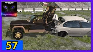 BeamNG drive ► Destruction Derby #57 - JEEP CHEROKEE