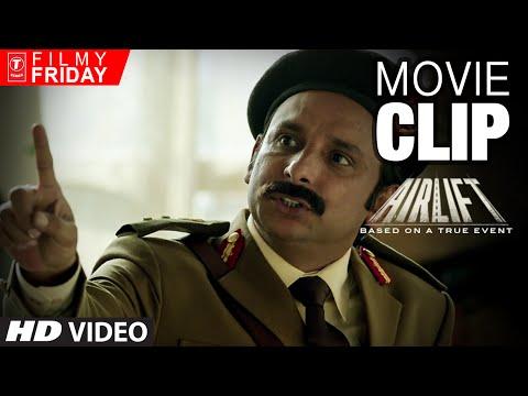 AIRLIFT MOVIE CLIPS 4 -   Akshay Kumar...
