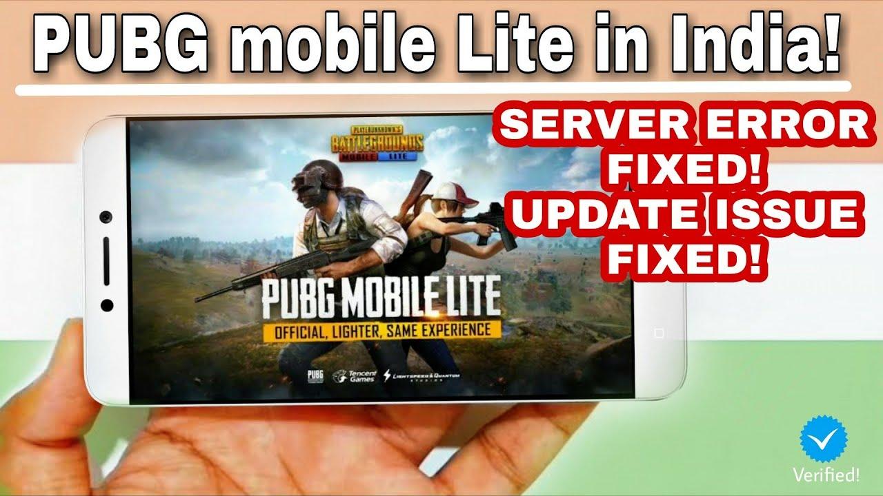 Pubg Lite How To Download Pubg Mobile Lite In India: Server Error Fix & Updated
