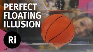How to Create the Perfect Floating Ball Illusion - The Science Behind Jeff Koons' Art