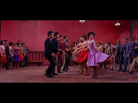 West Side Story (1961) - The Dance at the Gym [sent 1 times]