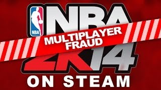 WARNING! NBA 2K14 Multiplayer on PC is FRAUD! Watch before you buy!!
