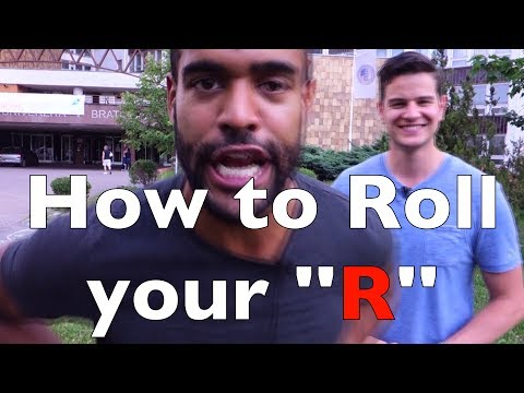 How To Roll Your ''R'' In Spanish - With Idahosa Ness