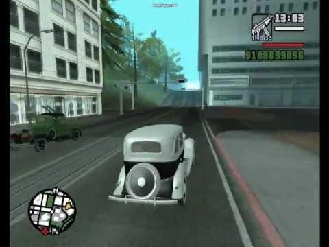 Mafia II Sounds In GTA San Andreas (part 4)