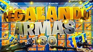REGALANDO ARMAS 136 Y 130 *SALVAR EL MUNDO* + SORTEO 144