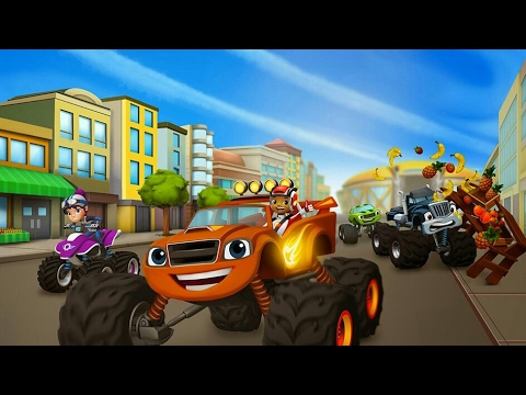 Blaze blue e le mega macchine youtube for Blaze e le mega macchine youtube