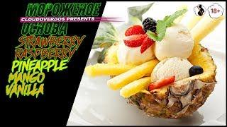 Адская кухня | Рецепт основы мороженого и ананас