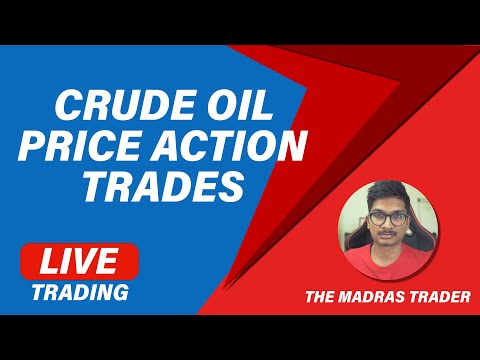 My Profits in Crudeoil Trading   Crudeoil Intraday Trading