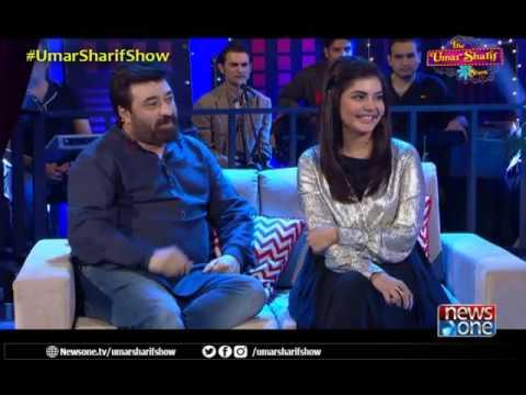 The Umar Sharif Show   15-Jan-2017   Yasir Nawaz   Nida Yasir