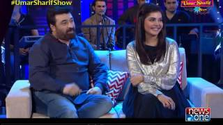 The Umar Sharif Show | 15-Jan-2017 | Yasir Nawaz | Nida Yasir