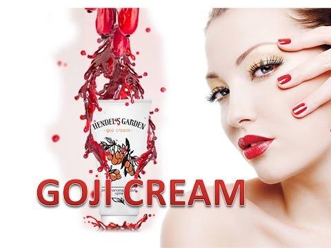 Состав омолаживающего крема годжи hendels garden goji cream