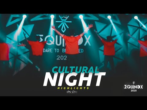 Equinox 2020   Cultural Night Highlights   Don Bosco Arts & Science College Angadikadavu