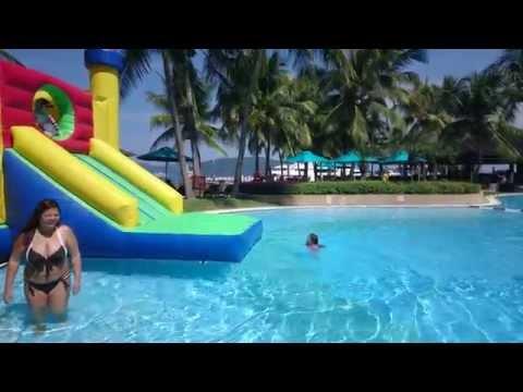 slide at Pacific Sabah