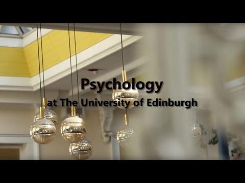 Psychology at the University of Edinburgh