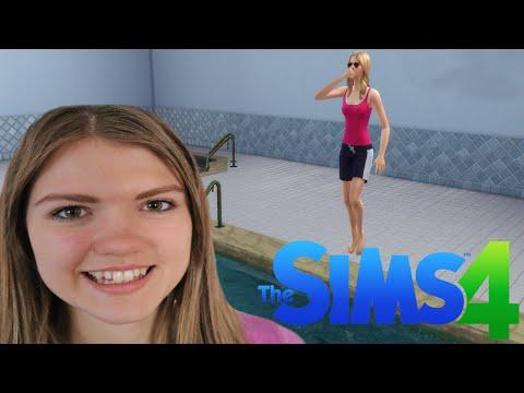 Sims4: Epic Basement Pool! [3]