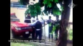 Una venganza estaría detrás del ataque a Poliaragua en San Vicente