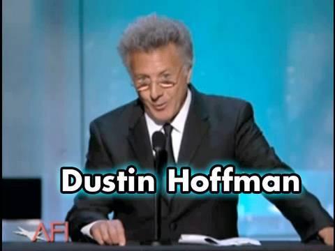 Dustin Hoffman Salutes Warren Beatty at AFI Life Achievement Award