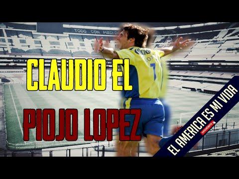 CLAUDIO EL PIOJO LÓPEZ / GOLES / DATOS /