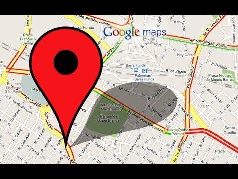 Como Saber As Coordenadas De Algum Ponto Com Google Maps Youtube