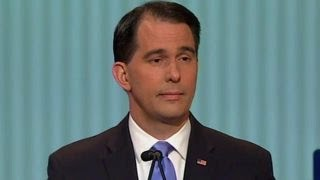 Gov. Scott Walker defends his economic record | Fox News Republican Debate