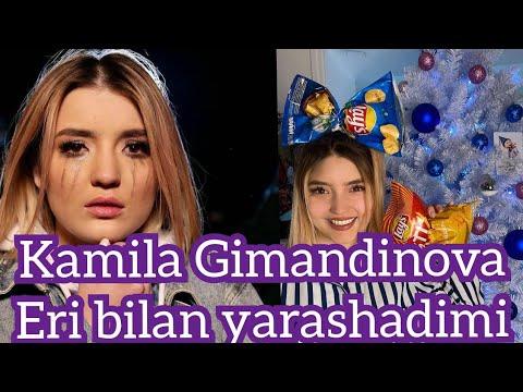 Qadam Serialidagi (Kumush) Kamila Gimandinova Eri Bilan Ajrashgani, Homiladorligi Haqida Video