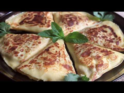 crêpes-salées-recette-délicieuse-facile-pour-le-ftour-ramadan-2020-👍