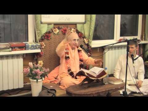 Бхагавад Гита 2.41 - Махадьюти Свами